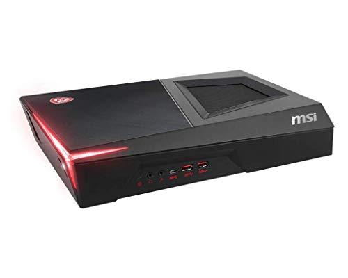 CUK MPG Trident Gaming Desktop PC (Intel Core i9, 64GB DDR4 RAM, 1TB NVMe SSD + 2TB HDD, NVIDIA GeForce RTX 2060 6GB, Windows 10 Home) Gamer Computer (by_MSI)