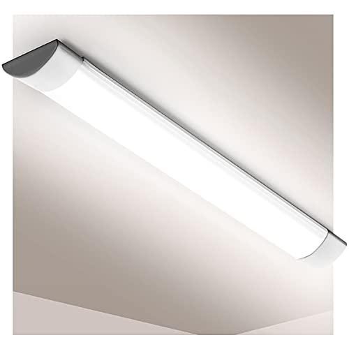 Lampada da soffitto a LED da 40W a luce 120CM, con...