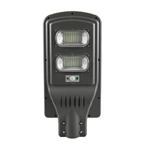 ybvyd Luces solares para jardín al aire libre, 30/60/90W LED Street GPR Sensor de movimiento inalámbrico impermeable lámpara de pared