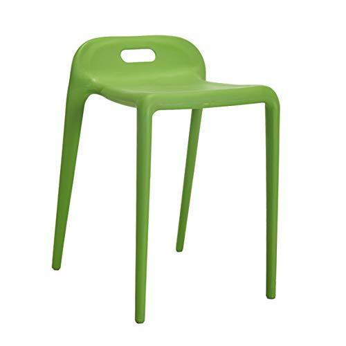 PLL moderne eetkamerstoel, plastic stoel, kruk voor de gezinseetkamer, eenvoudige eetkamer, enz.