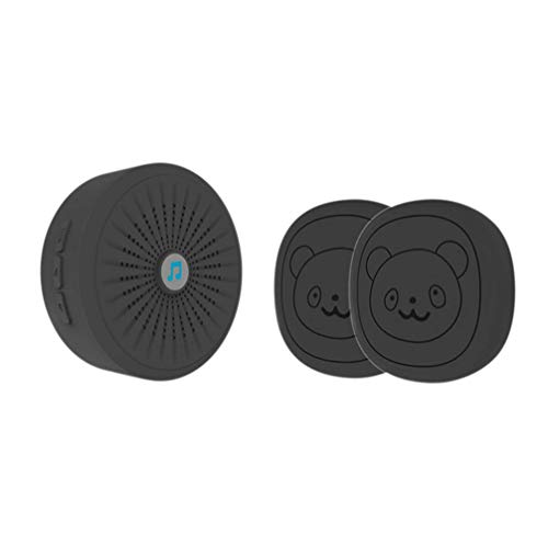 Winbang Hund Türklingel, Wireless Touch Pet Türklingel Pet Training Bells Set Kommunikation Türklingel mit Druckknopf