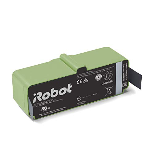 iRobot Authentic Replacement Parts- Roomba 1800 Lithium Ion Battery- Compatible with Roomba 960/895/890/860/695/680/690/675/640/614