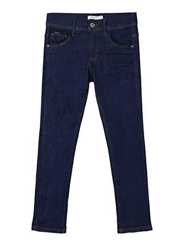 NAME IT Boy Jeans Baggy Fit 152Dark Blue Denim