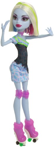Monster High - Y8349 - Poupée - Sports - Roller Maze - Abbey Bominable