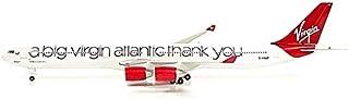 sky500 1/500 エアバス A340-600 ヴァージンアトランティック航空 a big thank you