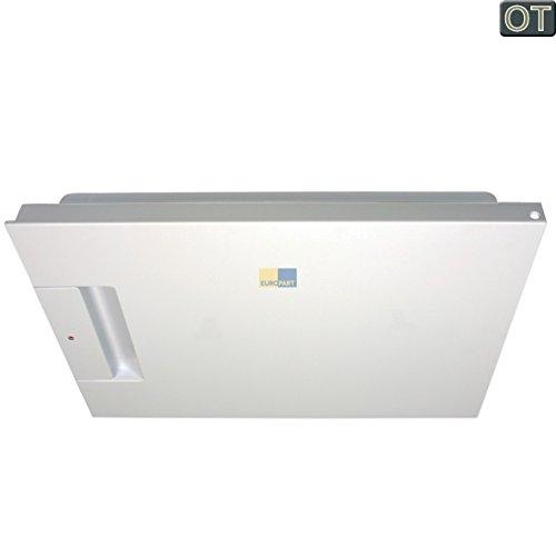 Bosch Siemens Neff 355752 00355752 ORIGINAL Gefrierfachtür Verdampfertür Gefrierfachklappe Klappe Frostertür Tür Kühlschrank Kühlschranktür auch für AEG Gaggenau Küppersbusch Miele Solitaire