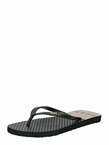 Roxy, VIVA STAMP, sandale basique Femme, Noir Black Print, 36 EU