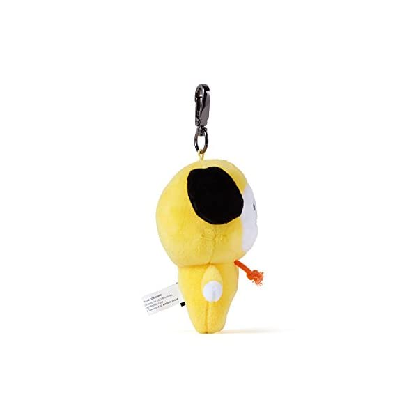 BT21 Official Merchandise by Line Friends – Character Doll Keychain Ring Cute Handbag Accessories