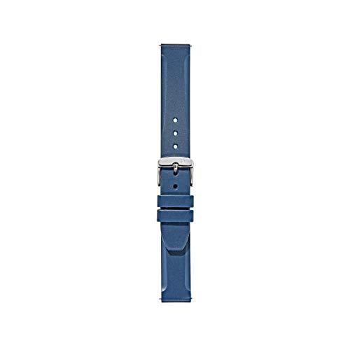 Morellato Unisex-uhrarmband, Easy Click Kollektion, mod. Lugano, aus Gummi, Polyurethan - A01X5183556