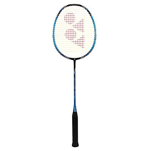 Yonex Badmintonschläger Voltric Lite 17, Schwarz / Blau