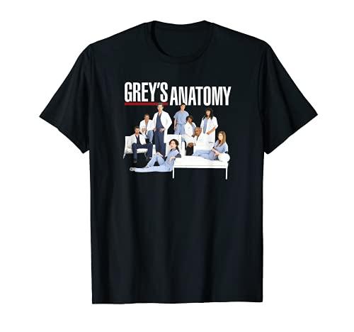Grey's Anatomy Group with Logo T-Shirt