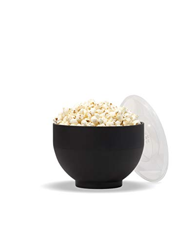 Best Buy! W&P WP-POP-CH Microwave Silicone Popcorn Popper Maker, Collapsible Bowl, BPA, Eco-Friendly...