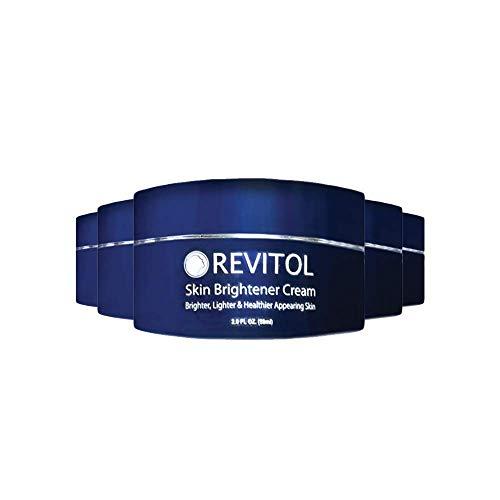 Revitol Skin Brightener, All Natural Skin Tone Treatment - 5 Pack
