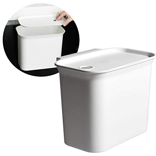 Great Price! U/N KTNS in-Home Composting Bins, Kitchen-Mounted Composting Bins, with A Lid Design to...