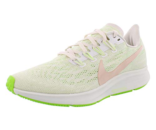 Nike womens AQ2210 Air Zoom Pegasus 36 Green Size: 6 UK