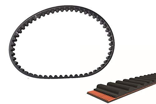 Walk-Behind Mower 33-inch Deck Timing Belt 5/8' x 49 1/8' for Cub Cadet/Troy-Bilt/MTD 1773600 1764995