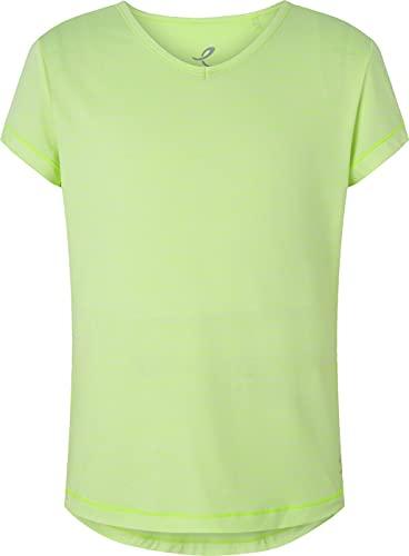 ENERGETICS Kinder Gaminel 2 T-Shirt, Yellowlight/Melange, 164