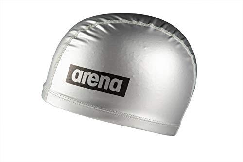 Arena Light Sensation II, Cuffia Unisex Adulto, Grigio (Silver), Taglia Unica