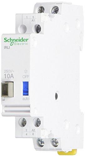 Schneider A9E15535 Umschaltrelais Irli, 1W+1S, 10A, 230V-240V AC
