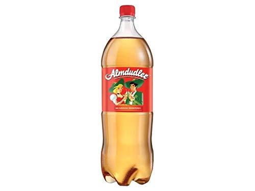Almdudler - Kräuterlimonade - PET-Flasche - 2,0 l