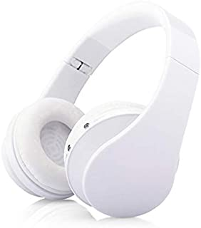 Wireless Bluetooth Headset Headphones Gaming Headset Hifi Headphones with Microphone Usb Portable Charging Noise Cancelling Earphones for Smartphone,E