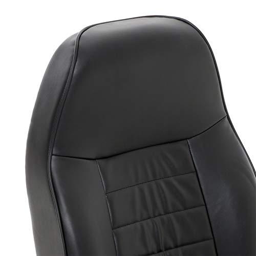 Smittybilt 44901 Black Standard Bucket Front Seat