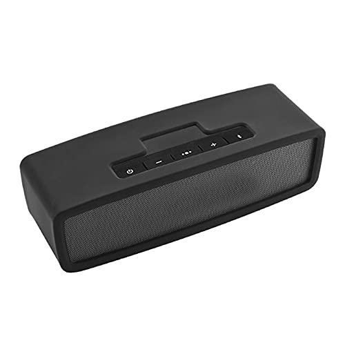 QPLKL Altavoces Bluetooth Caja de Silicona portátil Fit For BO-SE-Mini I/II Altavoz Bluetooth Bluetooth Cubierta Caja de la Piel Bolsa de Bolsa de la Bolsa Amplificación de Sonido (Color : A)