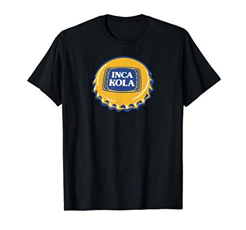 Inca Kola La Bebida De Los Peruanos Sabor Perú Ceviche Lima Camiseta