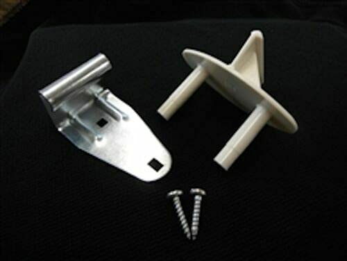 Garage Door Step Plate KIT for 1-3/8 to 2