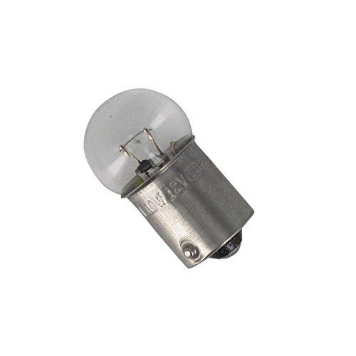 Xfight-Parts Birne 12V 10W Blinker Sockel BA15S Pin 180 Grad mit E-Marke 33905116-0002 für Kreidler RMC-E 50 Hiker Amaze Elektroroller