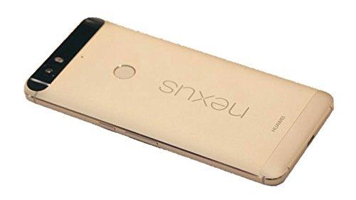 Huawei Nexus 6P - 32GB Aluminium (U.S. Version: Nin-A1 Smartphone mit 4G LTE (5,7 Zoll / 14,7 cm)