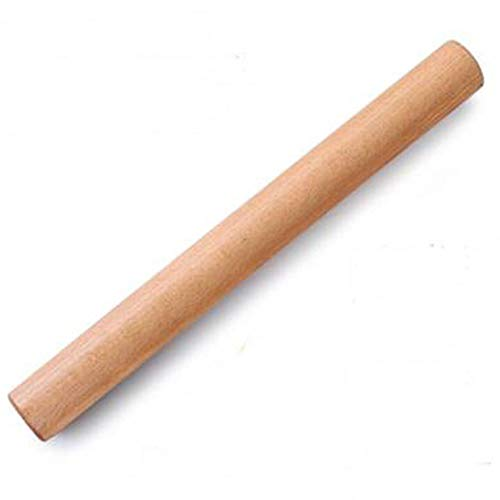 Bihood Französisch Nudelholz Holz Nudelholz Holz Nudelholz zum Backen Französisch Nudelholz zum Backen Holz Nudelholz Teig Nudelholz Nudelholz ohne Griffe Teig Roller