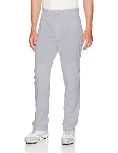 WILSON Klassische Baseballhose für Herren mit entspannter Passform, Herren, grau, Medium