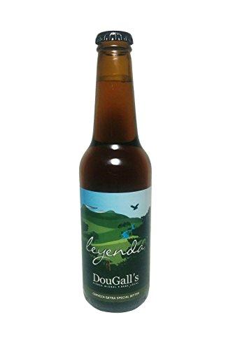 Dougalls Leyenda Cerveza Artesanal - 330 ml - [Pack de 12]
