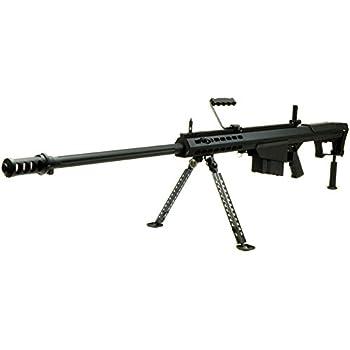 SNOW WOLF バレットM107A1 対物ライフル フルメタル 電動ガン BK
