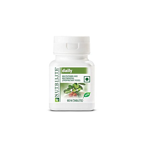 Amway Nutrilite Daily Multivitamin And Multimineral Tablet (60N)