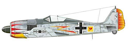 Unbekannt Eduard Plastic Kits 70116 – Maqueta de FW 190