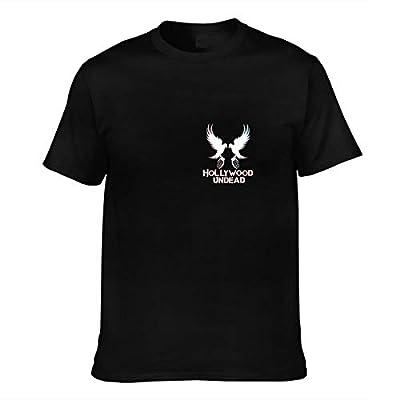 Herren Hollywood-Undead Logo Bekleidung