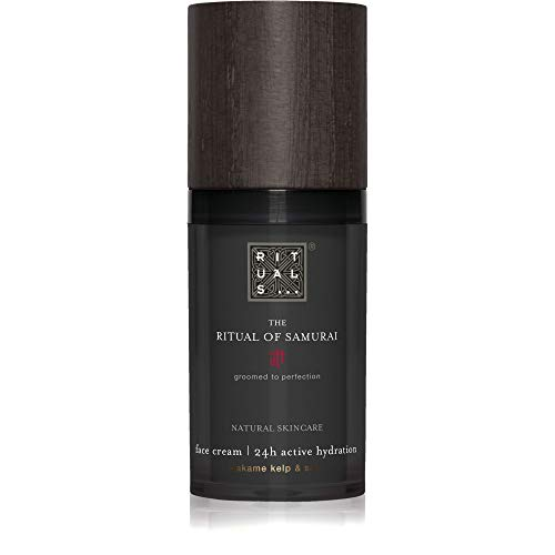 RITUALS The Ritual of Samurai 24h Feuchtigkeitsspendende Gesichtscreme, 50 ml