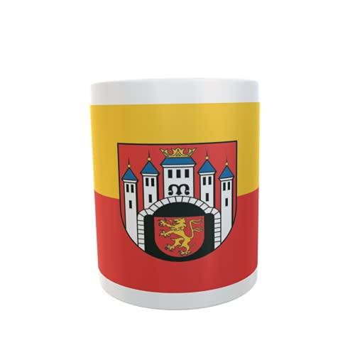 U24 Tasse Kaffeebecher Mug Cup Flagge Hann. Münden
