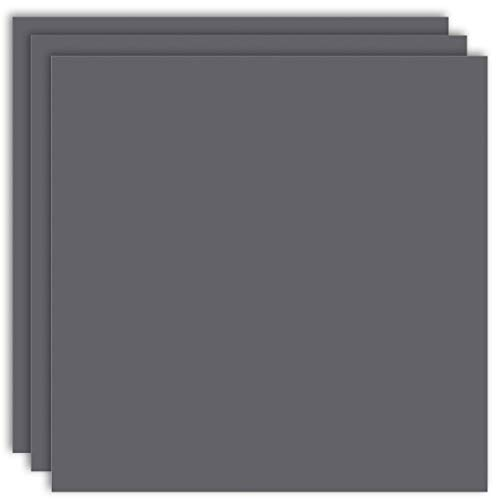 MarpaJansen 300.280-86 Fotokarton-(50 x 70 cm, 10 Bogen, 300 g/m²) -zum Basteln & Gestalten-Zertifizierung durch,Blauer Engel-skai-grau, Mehrfarbig, One Size