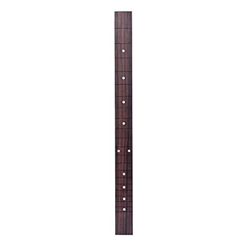 SDENSHI Geschlitzte Zigarrenbox Gitarre Griffbrett DIY Teile Für 3 Saitige Zigarrenbox Gitarre