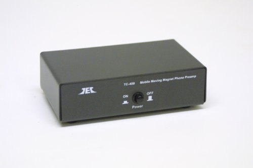 Learn More About TCC TC-450 Battery/AC Mobile Phono Preamp, Includes Optional AC Adaptor