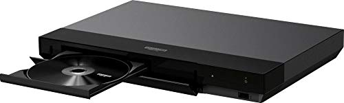 Find Discount Sony 4K Blu Ray Player Ultra HD 3D Hi-Res Audio Wi-Fi and Bluetooth Built-in Blu-ray P...