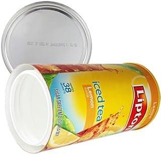 隠し金庫 ペーパー缶型 収納 セーフティボックス『SECRET SAFE シークレットセーフ』(OA-235) Lipton アメリカン雑貨 米国直輸入 貴重品の保管 タンス貯金 へそくり 防犯 スパイグッズ