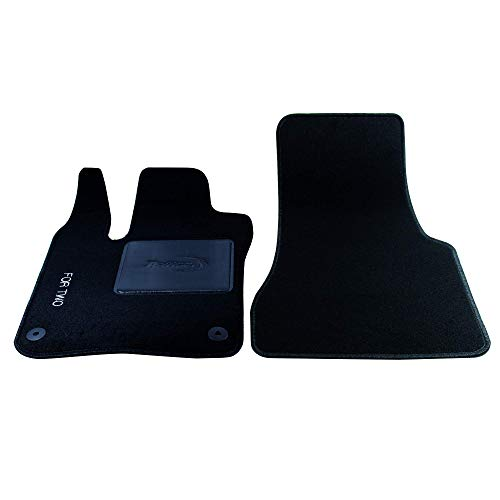 Bottari 39094 vloermatten precies passende velours voor Smart 2014 -