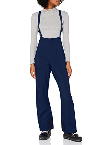 Marmot Huntley Bib Pantalones Impermeables, Mujer, Azul Marino,...