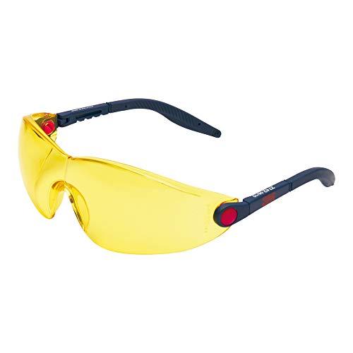 3M Schutzbrille 2742, AS/AF/UV, PC, gelb