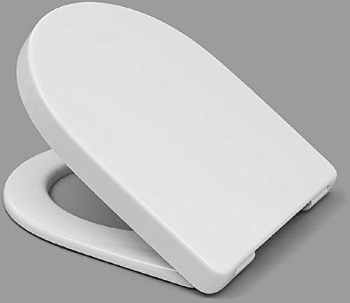 Haro Samar Wc Sitz weiß passend für Keramag iCon 20406 20400 | Renova Nr. 1 20305 20304 | 4U | Wrapover und TakeOff I OHNE Absenkautomatik!!