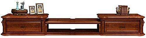 LJYY Meuble TV Flottant Supports de Montage TV Etagère Murale Meuble TV Mural Etagère Top Box Rack de Rangement Console TV Décoration Murale TV Etagère Murale Suspendue (Couleur, Blanc120cm), Mar